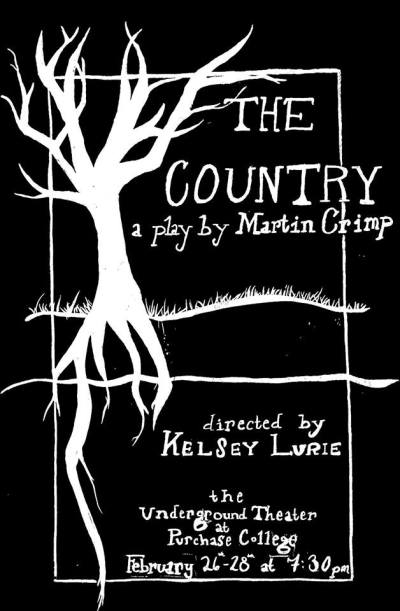 "Poster for ""The Country"" directed by Kelsey Lurie"
