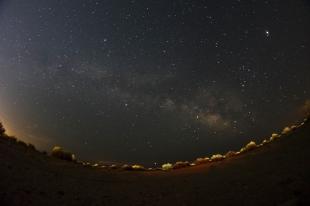 desert asterisms | Jon Mecca